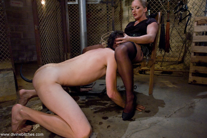domination female man over